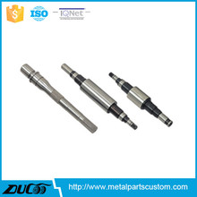 High Precision CNC Machining micro Electric Motor Shaft material