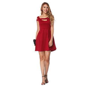 Usually Commute Wear Is Suitable For Occasions Fancy Casual Woman Dress