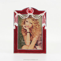 openings photo frame, ornamental photo frame ,mdf photo frame with chalk boardHQ091263-35