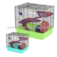 Amall animal cage-Hamster fun home 41x30x37cm