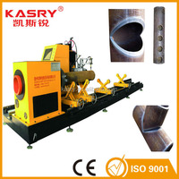 Kasry pc 5 axis orbital pipe plasma cutting machine for pipeline cutting project