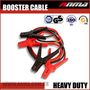 Heavy duty 1000Amp power car battery charge booster jumper cable