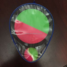 PVC Bag packing Sticky Ball Classic Toss for Catch Game Helps to Develop Hand-eye Coordination