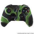 White Black Green Mix Color Silicon Case Cover For Xbox One Wireless Controller