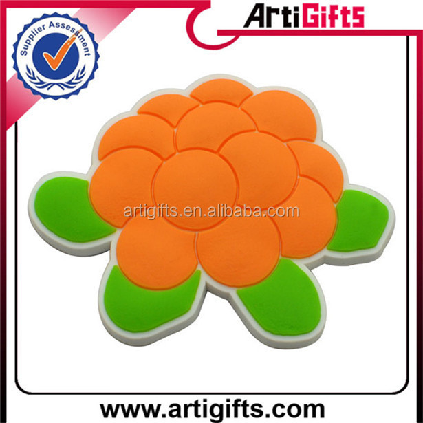 Artigifts company professional soft pvc rubber fridge magnets