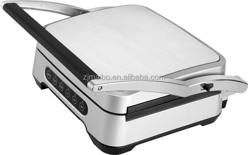 hamilton beach digital panini grill gourmet sandwich maker buy digital panini grill gourmet. Black Bedroom Furniture Sets. Home Design Ideas