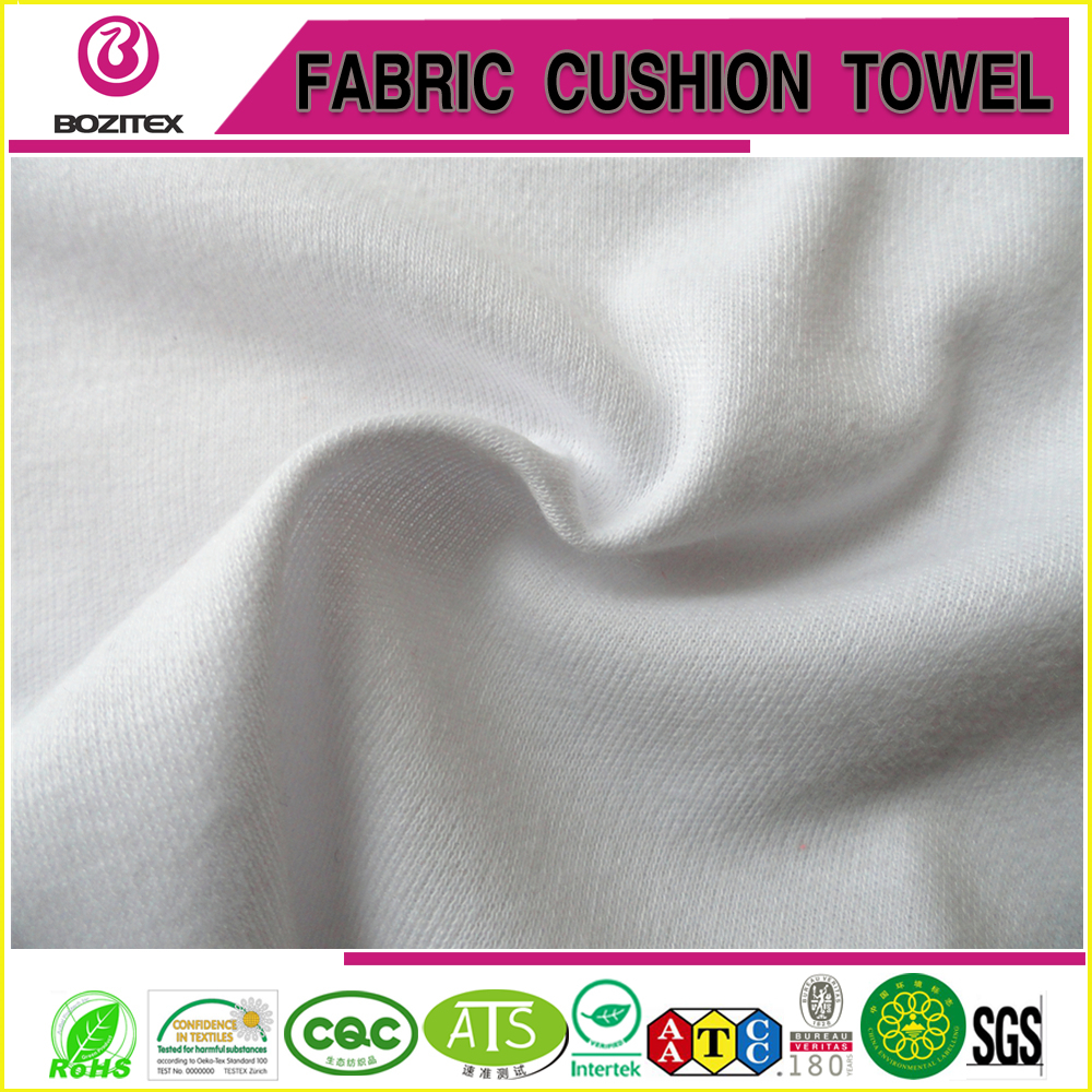 100 polyester jersey knitted fabric for T-shirt