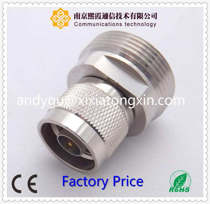 n good quality n female right angle connector XiXia Communication