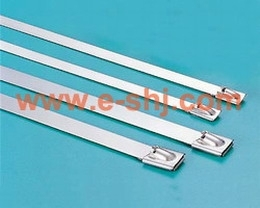 Stainless Steel Cable Tie, Stainless Steel Ball Lock Cable Ties