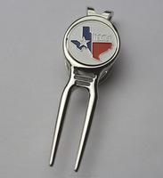 New products Magnetic Divot Fixer-Golf Divot Tool & Ball Marker - Brand NEW golf club collection