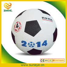 High Quality Size 4 Rubber Football
