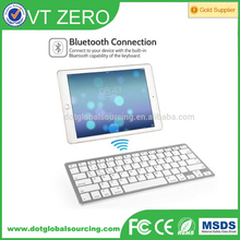 Laptop ultra-fino teclado sem fio bluetooth para iphone/ipad/samsung/android/notebook/tablet pc