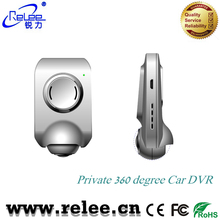Relee private new panorama car black box video recorder monitoring camera with WIFI
