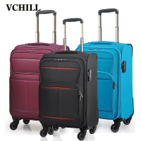 Cheap Custom Polyester Soft Urban Luggage for Travel