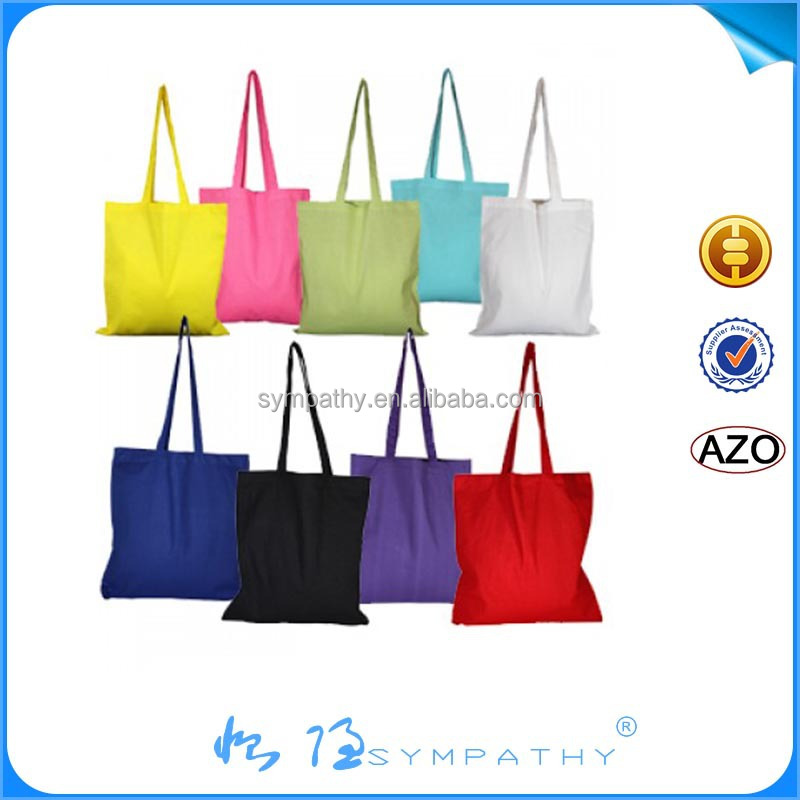 Wholesale Blank Cotton Totes 8