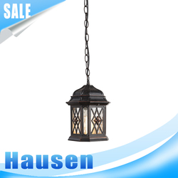 Classical decoration pendant light indoor and outdoor