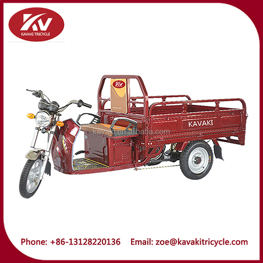 KV160ZH-XJG for cargo transport three wheel tricycle for hot wheels tricycle electric tricycle