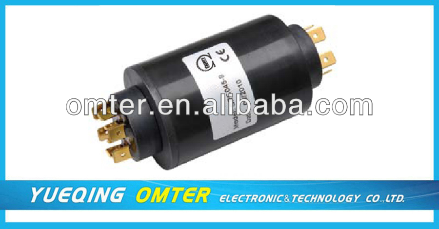 SRC045-8 carbon brush slip ring