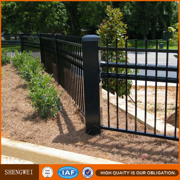 Wrought iron pickets fence mesh manufacturer