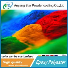 Anyang Star clear coat epoxy resin epoxy floor paint for warehouse powder coating