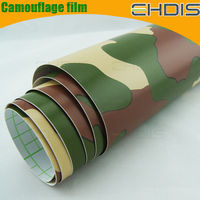 Durable cheap camouflage paper