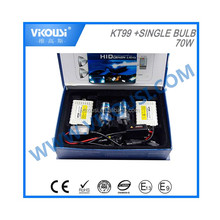 new products cars accessories h7 single xenon lamp with 70w xenon ballast