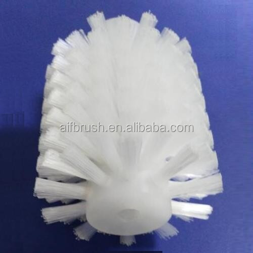High quality Wood Finishing Nylon Wire Punched roller brushes