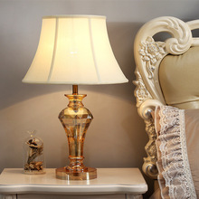 Wholesale Restaurant Antique Luxury Home Decorative Crystal Table Lamp made in China