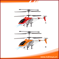 Low price new kids plastic 3.5 channel 2.4ghz rc helicopter toy with big console