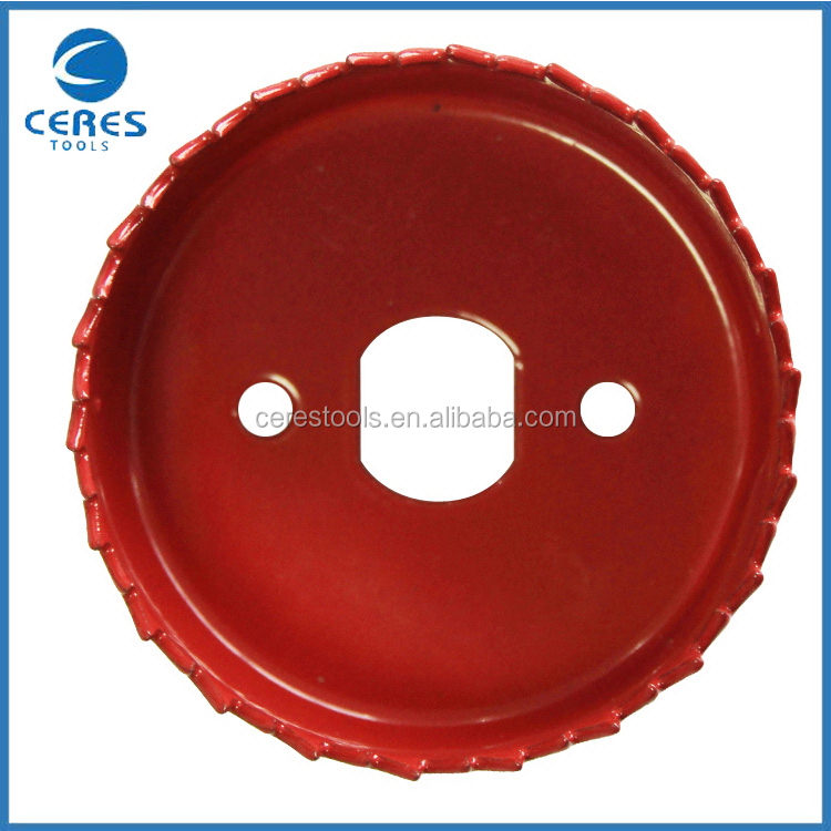 China factory price best choice adjustable hole saw for tile