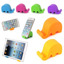 2017 Promotional Gift funny elephant gifts for ipad mini mobile phone stand holder