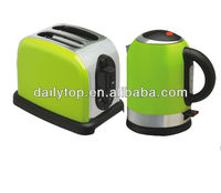 EK361+FT-103A cordless kettle and toaster breakfast set