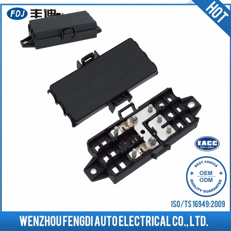 Factory Price Hot Selling Excellent Material Forklift Fuse Box