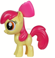 My Little Pony:Apple Bloom/Scootaloo Vinyl Plastic Figure Set