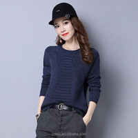 Long Sleeve Two pocket 100% Cotton Knitting Cardigan Sweater for Nurse