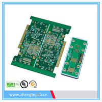 High-tech electronic circuit test board rigid pcb smart watch Multilayer Pcb Board