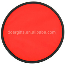 Promotional Cheap Custom Foldable Frisbee Dog Frisbee /Flying Disc