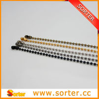Handmade Creative Fashion Metal Beads Chain