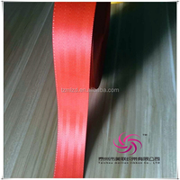 Personalized beautiful custom sublimation polyester webbing for safety belt