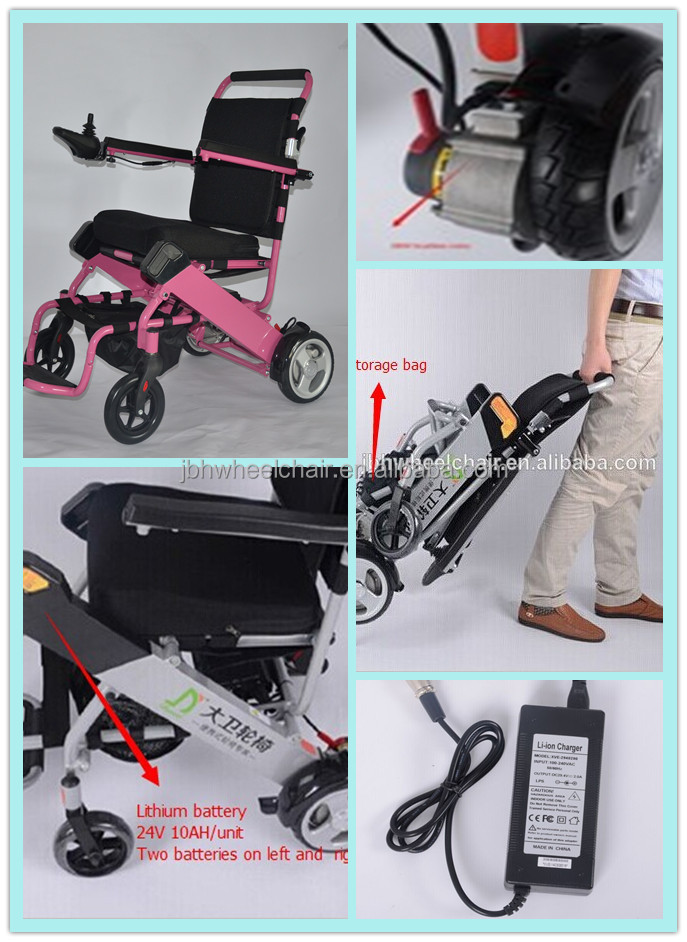Electric wheel chair bike conversion kit