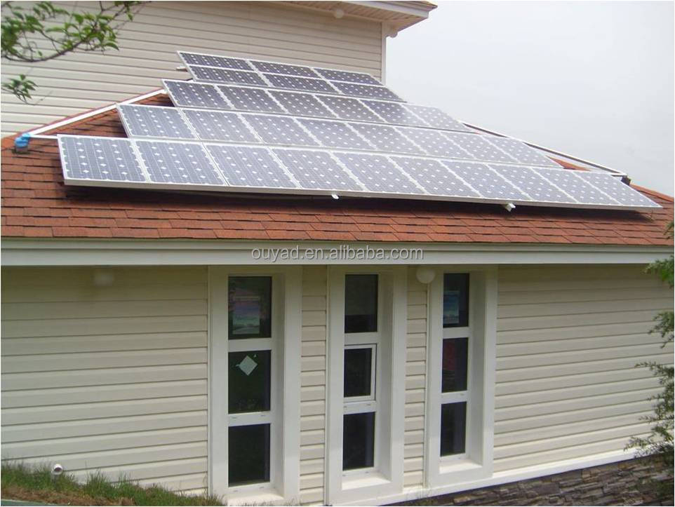 High Efficiency Solar Power System For Small Homes Buy