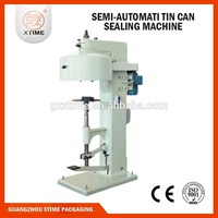 Non-rotation power driven can sealer machine, aluminum alloy can sealer machine