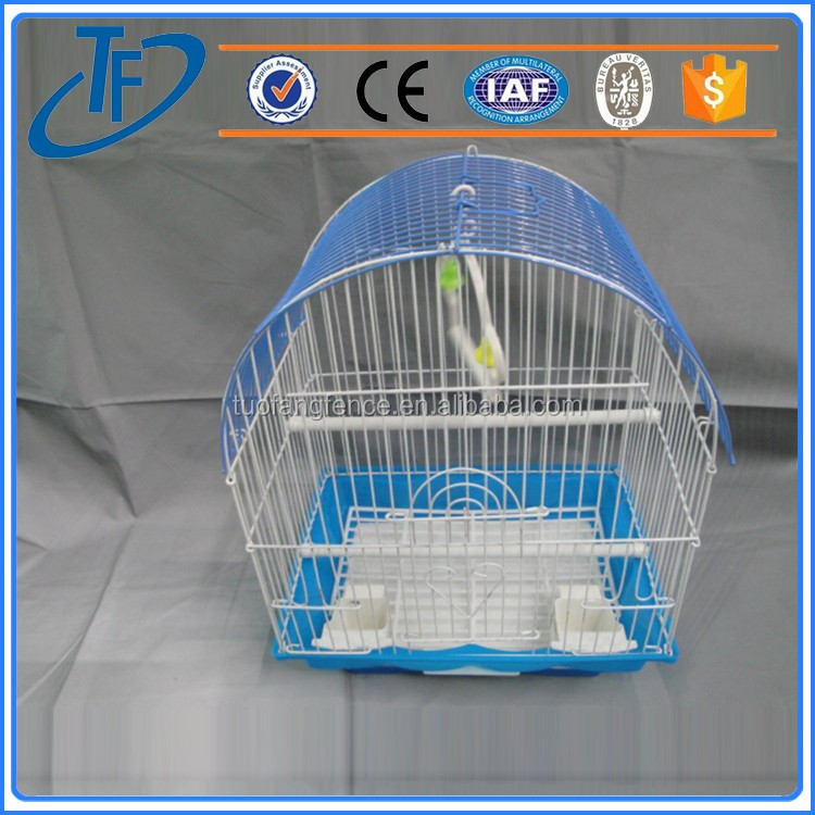 Stainless Steel parrot bird cage , bird cage decorative