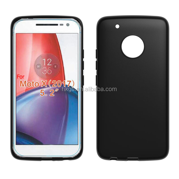 Latest Mobile Phone Models Frosted Skin Pudding TPU For Motorola For Moto G5s XT1797 XT1795 Case Cover