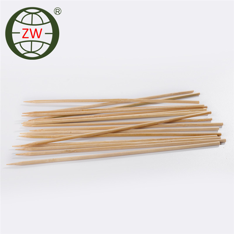 cheap bamboo skewer, practical disposable bamboo skewer, potato stick