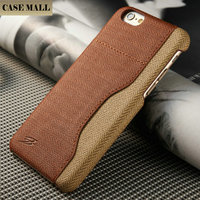 2015 Magnetic Top Flip Case for iPhone 6 PU Leather Case, for i Phone 6 Case with Card Slot