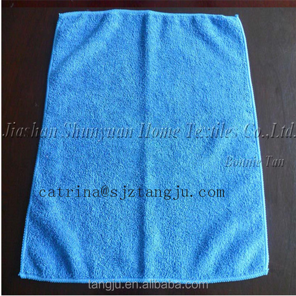 cheapest 40*40cm microfibre towel ,dry dog microfiber towel ,Multipurpose Microfiber Towels