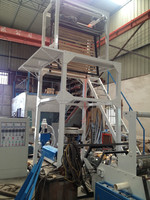 Recent PE Plastic Film Blowing Machine In 2013