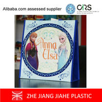 Snow Queen shopping bags non woven shopping bags