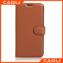 German Mibile Flip cover leather phone case for WIKO FEVER 4G